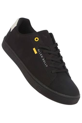 ALLEN SOLLY -  Black Casuals Shoes - Main