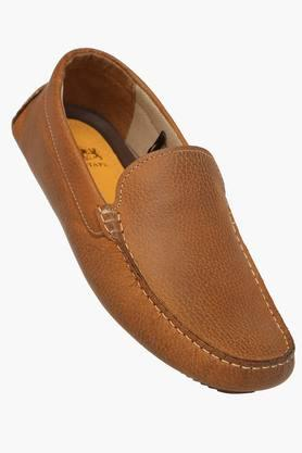 RED TAPE Mens Leather Slipon Casual Shoes