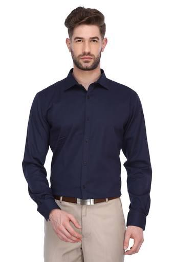 PARK AVENUE -  Dark Blue Shirts - Main
