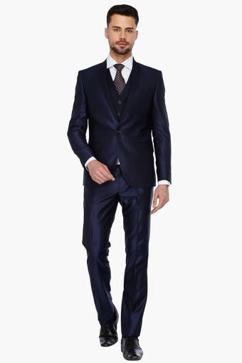 Mens Solid Suits