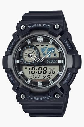 Mens AEQ-200W-1AVDF (AD210) Youth Combination Analog-Digital Watch