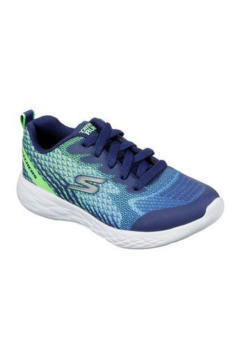 SKECHERS -  NavyShoes - Main