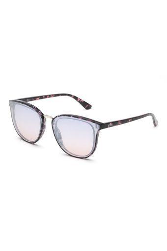 Womens Cat Eye UV Protected Sunglasses - 2519 - C4