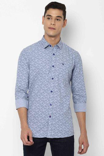 ALLEN SOLLY JEANS -  Light BlueCasual Shirts - Main
