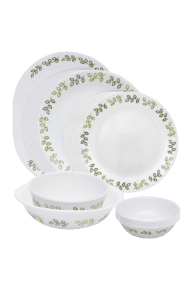 CORELLE Dinner Set (Set Of 21) - Neo Leaf - 200857769