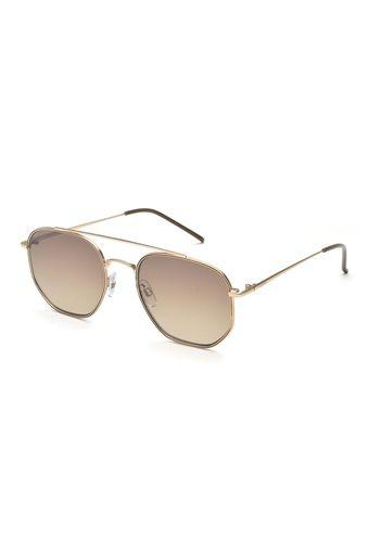 Mens Aviator UV Protected Sunglasses - 2511 C4 SG