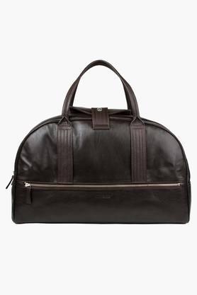 Unisex Vegas Snap & Zipper Closure Duffle Bag