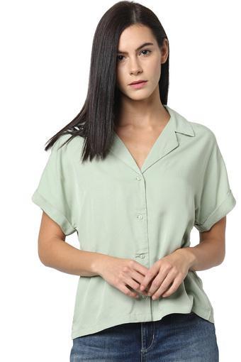 ONLY -  Light GreenShirts - Main