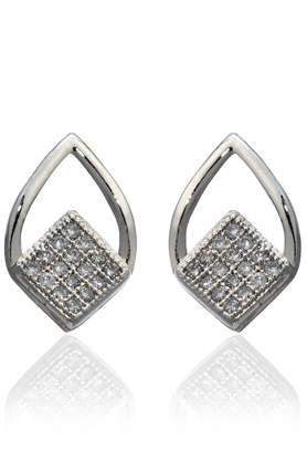 ZAVERI PEARLSLavishing Brass Stud Earring - ZPFK1188