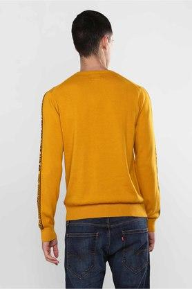 LEVIS - Yellow Pullover & Cardigan - 1
