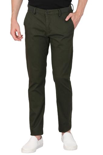 ARROW SPORT -  Dark GreenCargos & Trousers - Main