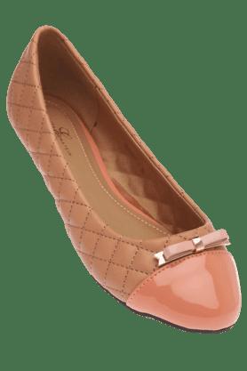 ELLIZA DONATEINWomens Pink Ballerina Shoe
