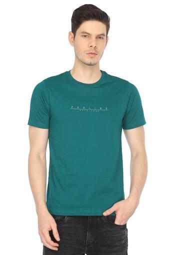 PROLINE -  Green T-shirts - Main