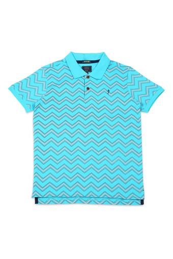 INDIAN TERRAIN -  Aqua Topwear - Main