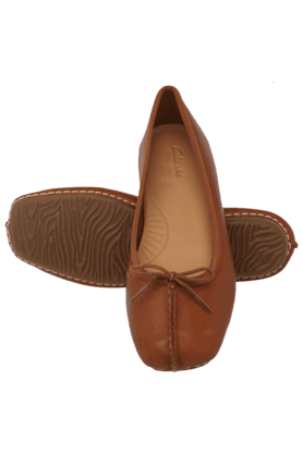 Womens Casual Slipon Ballerina Shoe