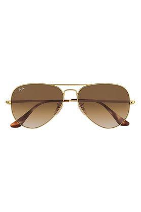 Unisex Aviator UV Protected Sunglasses - NR-368991475158