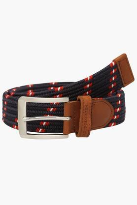 U.S. POLO ASSN. Mens Buckle Closure Casual Belt - 201470277