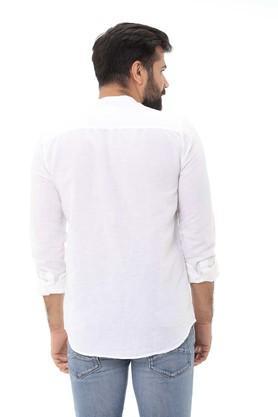 LIFE - WhiteCasual Shirts - 1