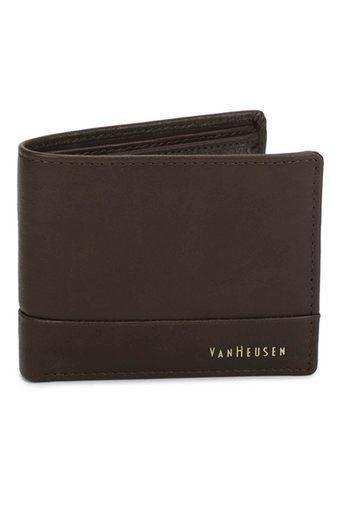 VAN HEUSEN -  BrownWallets & Card Holders - Main