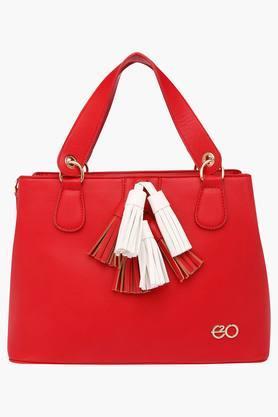 E2OWomens Zipper Closure Tote Handbag - 202733691_9607