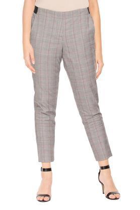VAN HEUSEN - GreyTrousers & Pants - Main