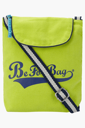 BE FOR BAG Womens Lima Canvas Sling Bag