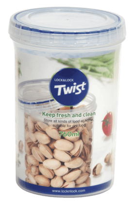 LOCK & LOCK Twist Container - 760ml