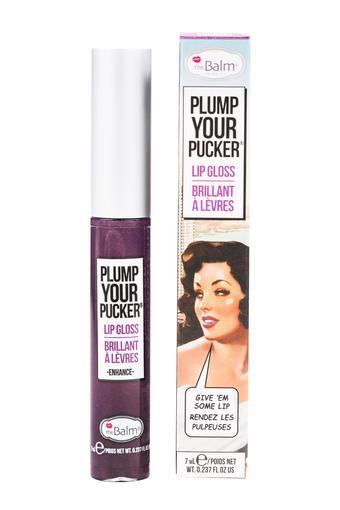 Womens Plump Your Pucker Enhance Lip Gloss - 6.5 ml
