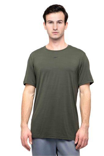REEBOK -  GreenT-Shirts - Main