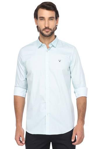 ALLEN SOLLY -  AquaCasual Shirts - Main
