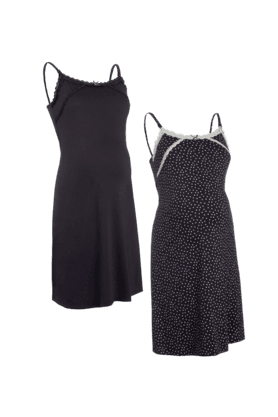 MOTHERCARE Cami Maternity Nightdress -Pack Of 2