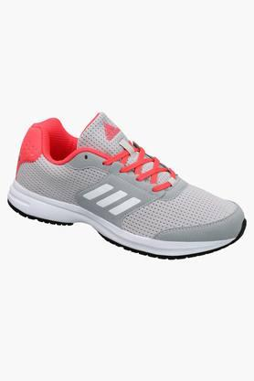 ADIDAS Womens Mesh Lace Up Sports Shoes  ... - 201915467