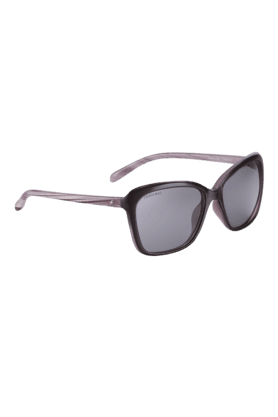 FASTRACK Black Bug Eyes Sunglass For Women-P306BK2FP