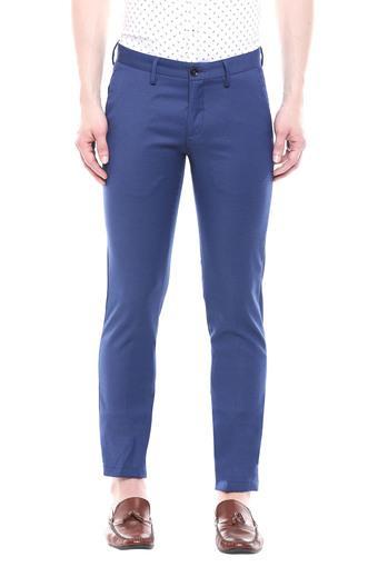 ALLEN SOLLY -  Mid BlueALLEN SOLLY Buy 2 Garments Get Rs.1000 Off - Main