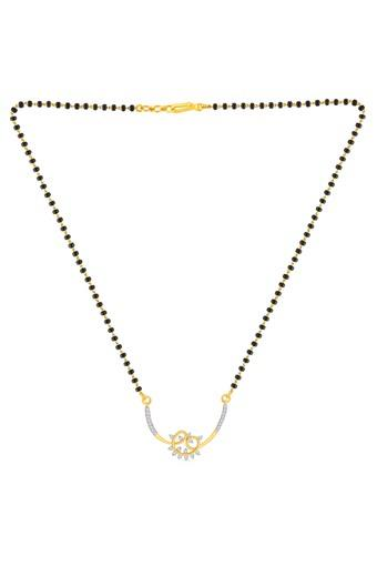 Womens Mine Diamond Mangalsutra MSTN271066