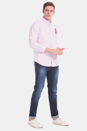 AEROPOSTALE - PinkCasual Shirts - 4