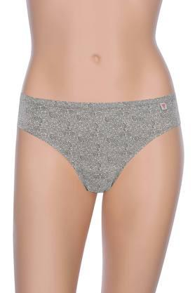 Womens Printed Hipster Briefs - Pack Of 3