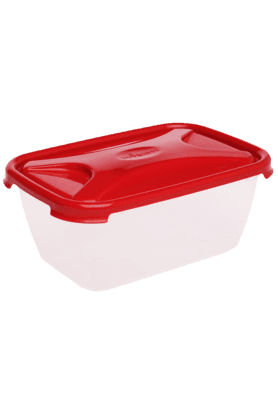 WHATMORE Rectangular Food Box - 1.2 Ltr
