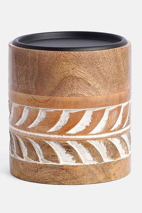BACK TO EARTH - NaturalCandle Holders - 1