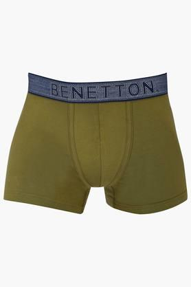 Mens Solid Trunks