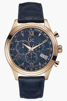 GUESS GC Collection Smart Class Mens Watch Y04008G7 (GC Passport Holder Absolutely Free)