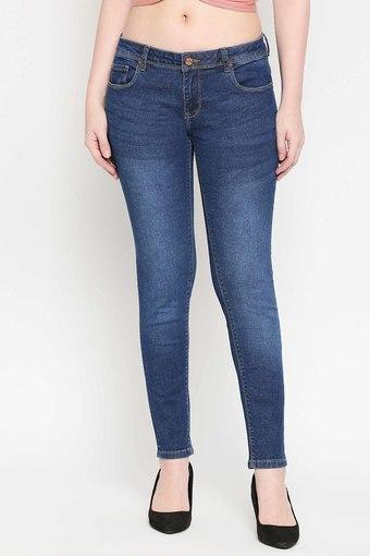 LEE COOPER -  IndigoJeans & Jeggings - Main
