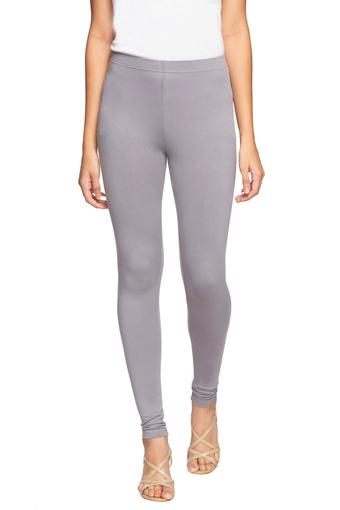 Buy Go Colors Womens Solid Leggings Shoppers Stop