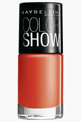 Color Show Nail Color- Orange Fix