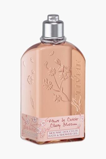 Womens Cherry Blossom Bath and Shower Gel - 250ml
