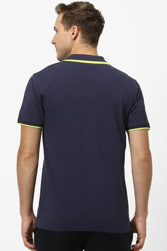 CELIO -  Dusty Blue T-shirts - Main