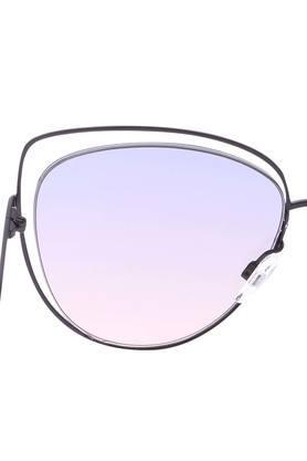 Womens Full Rim Cat Eye Sunglasses - OP-1715-C03