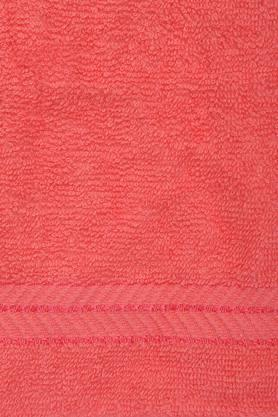 Solid Textured Face Towel