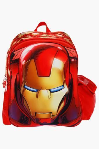 Unisex Avengers Iron Man School Bag