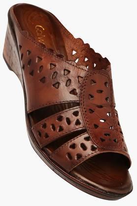 CATWALKWomens Casual Slipon Wedge Sandals (Buy 2 Get Flat 33% On Lower MRP) - 201592867